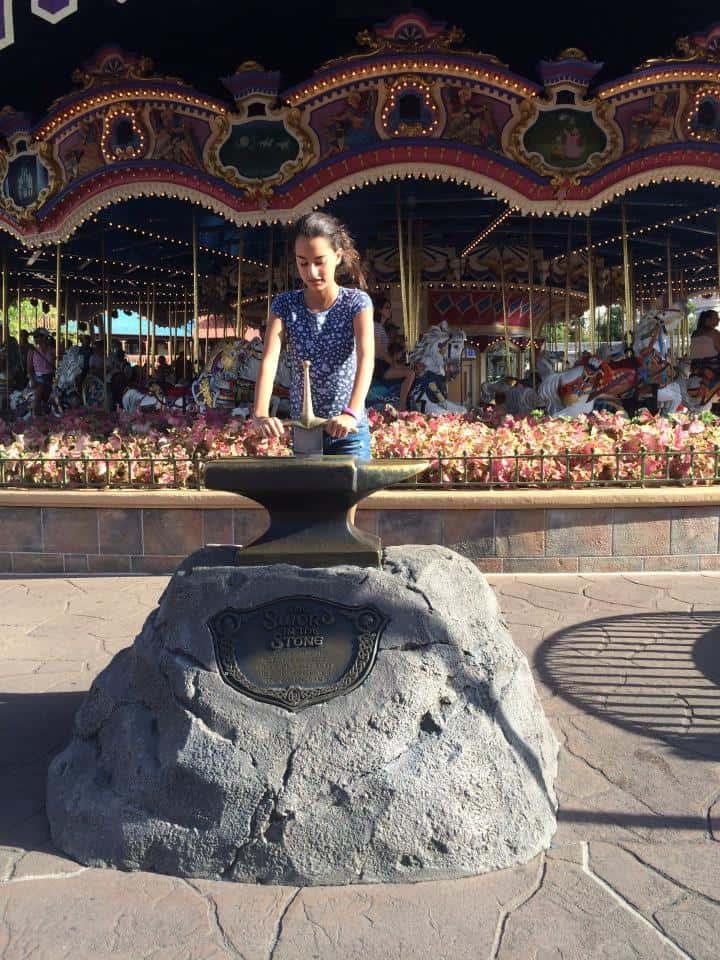 Disney World with Teenagers