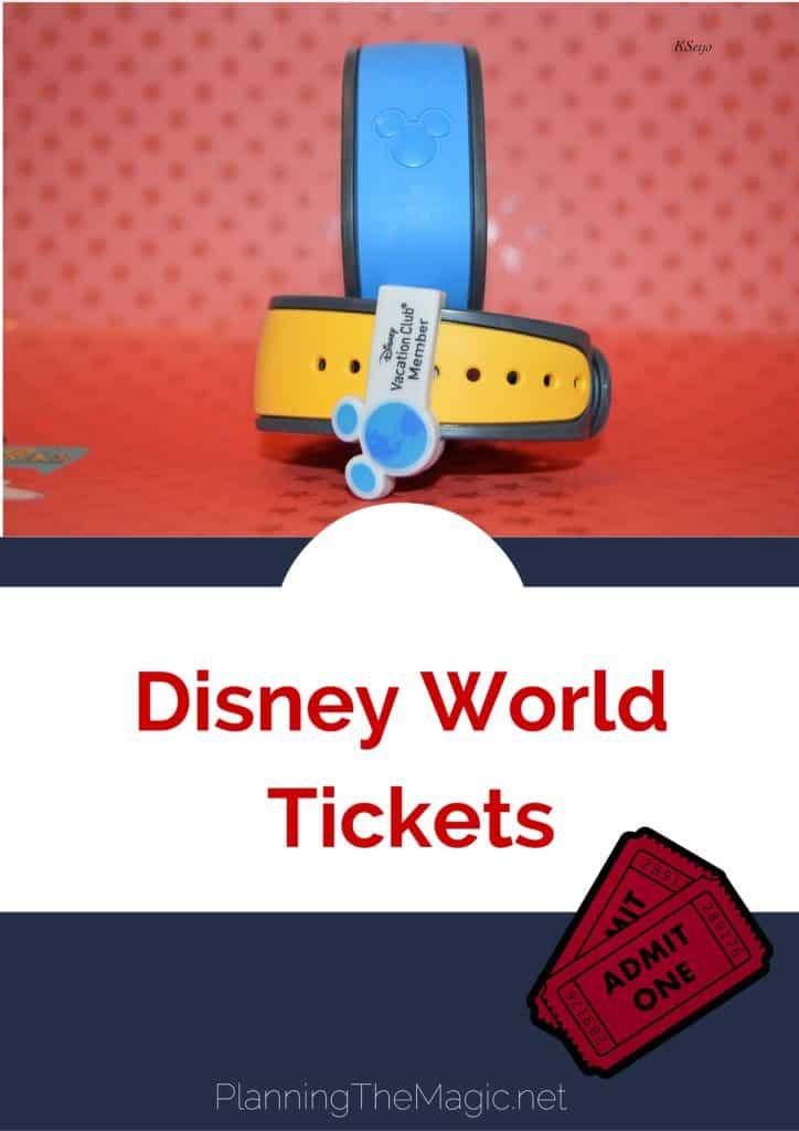 Disney World Tickets free