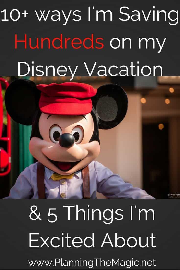 cheap disney vacation