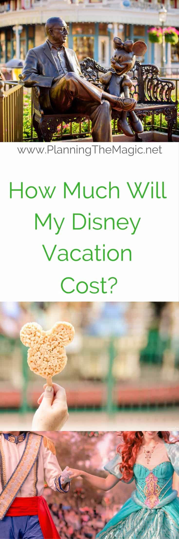 How Much Does A Disney Vacation Cost