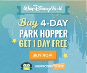 free disney ticket