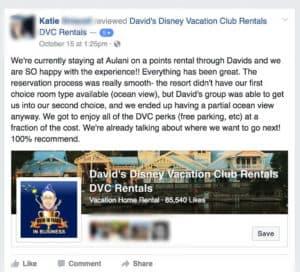 davids dvc rentals