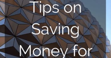 Tips on Saving Money for-min