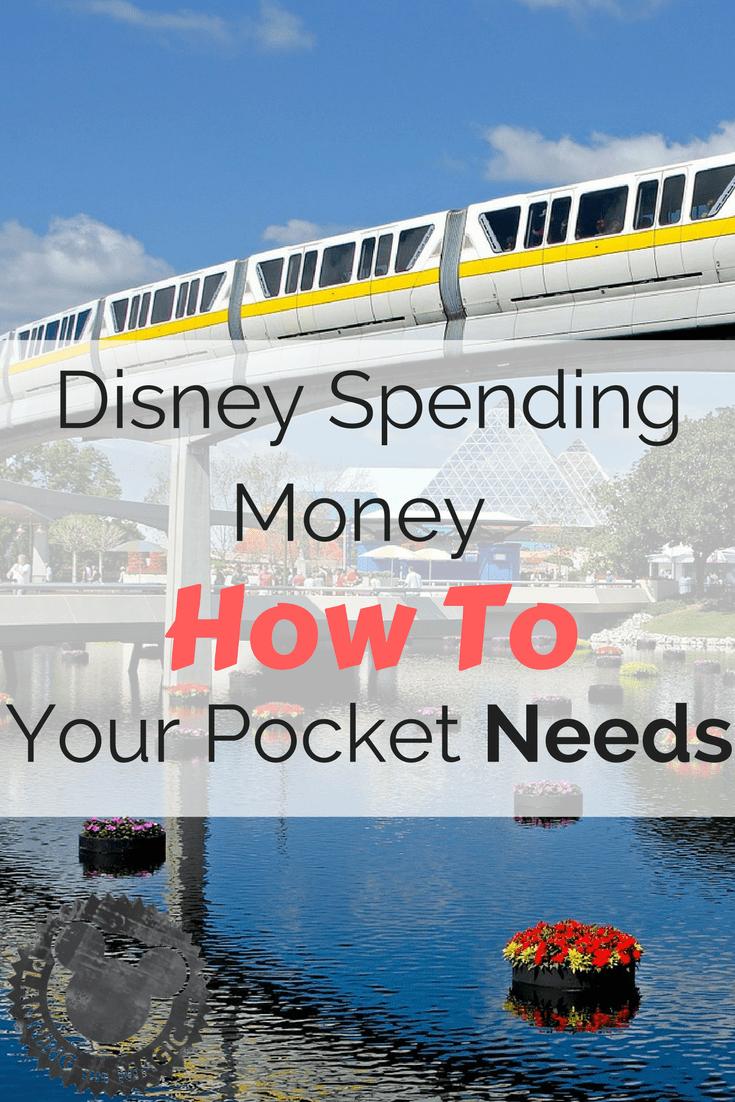 How Much Spending Money for Disney