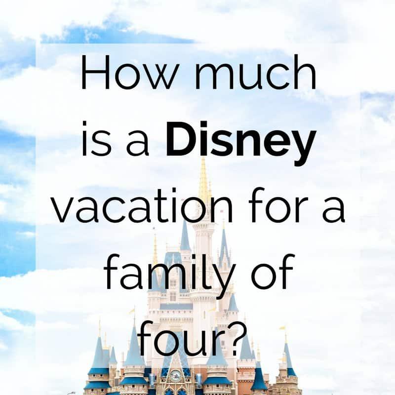 Disney on a budget 2018