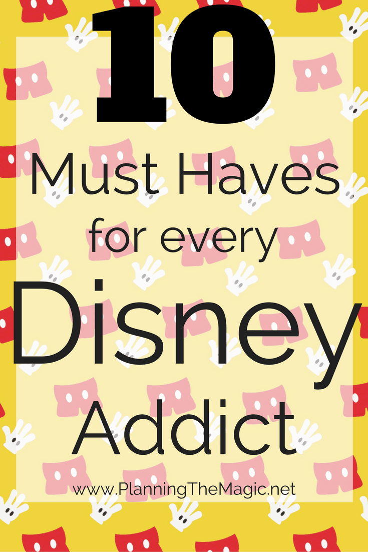 disney must haves