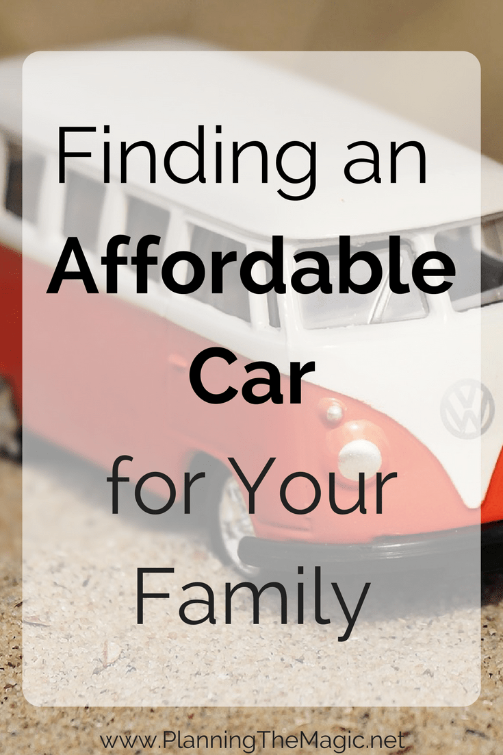 Affordable family car