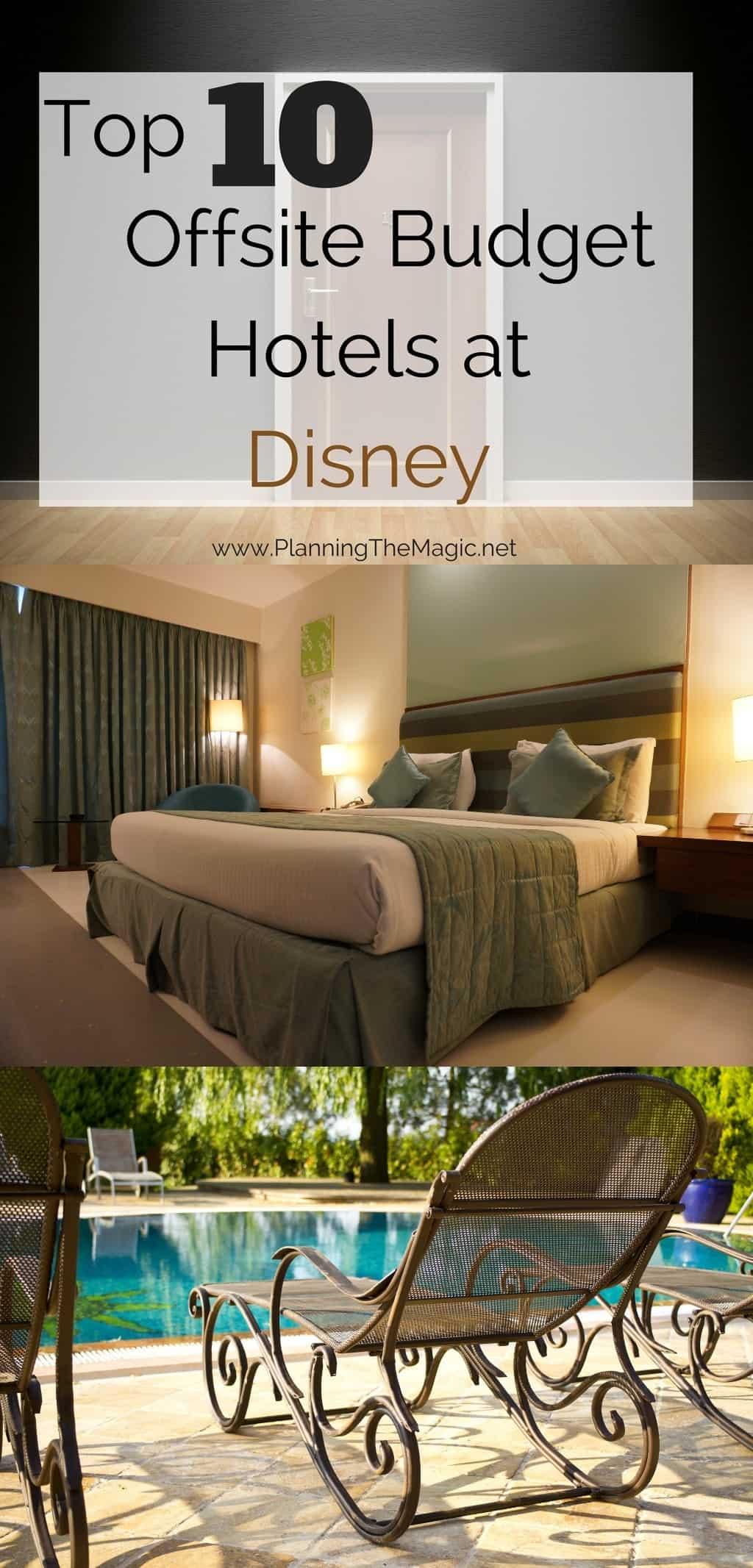 offsite budget hotel Disney