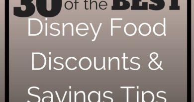disney world food discounts