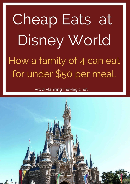cheap eats at disney
