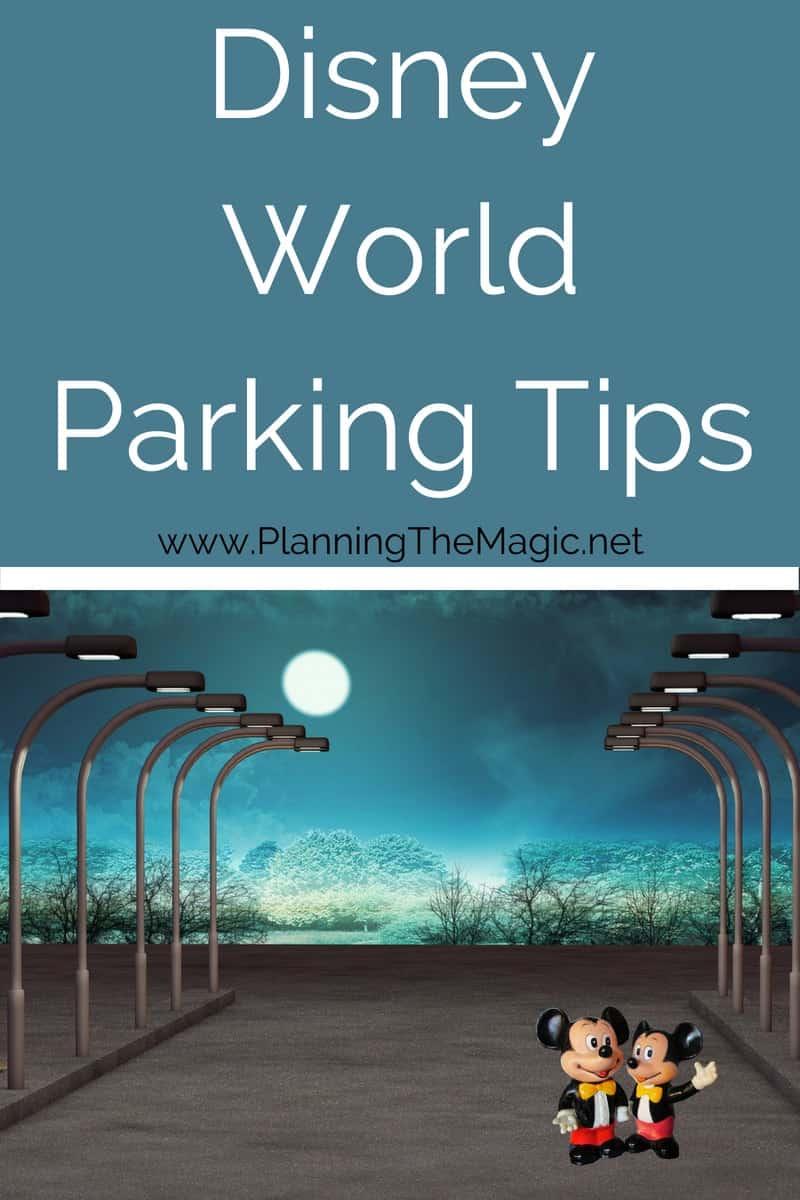 disney world parking tips