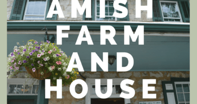 amish farm and house
