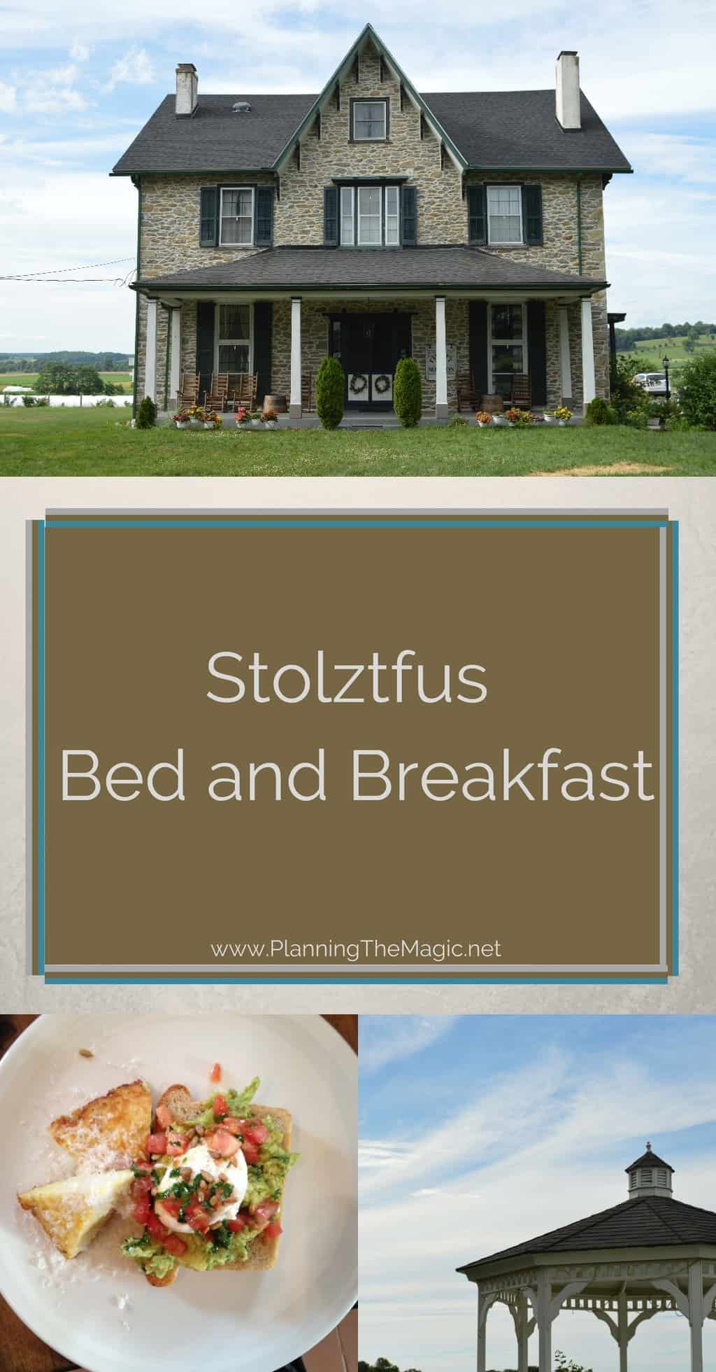 Stoltzfus Bed and Breakfast
