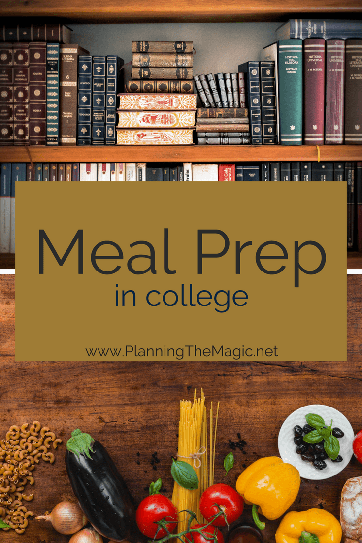 meal prep college
