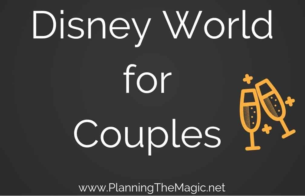 disney world for couples