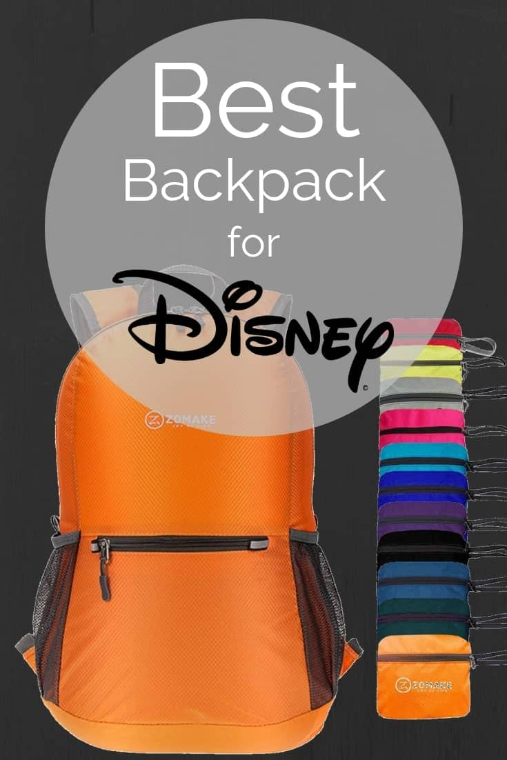 fa7b772dab84 Best Backpack for Disney World - Planning The Magic
