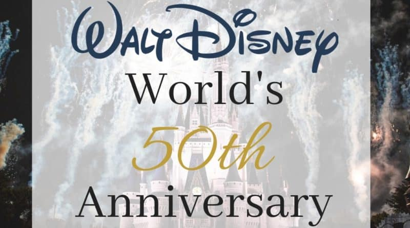 Disney World's 50th Anniversary