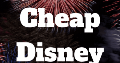 Cheap Disney tickets
