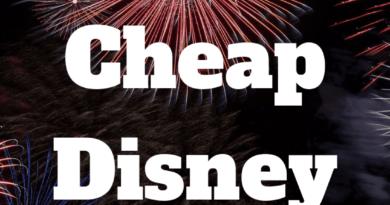 Cheap Disney tickets