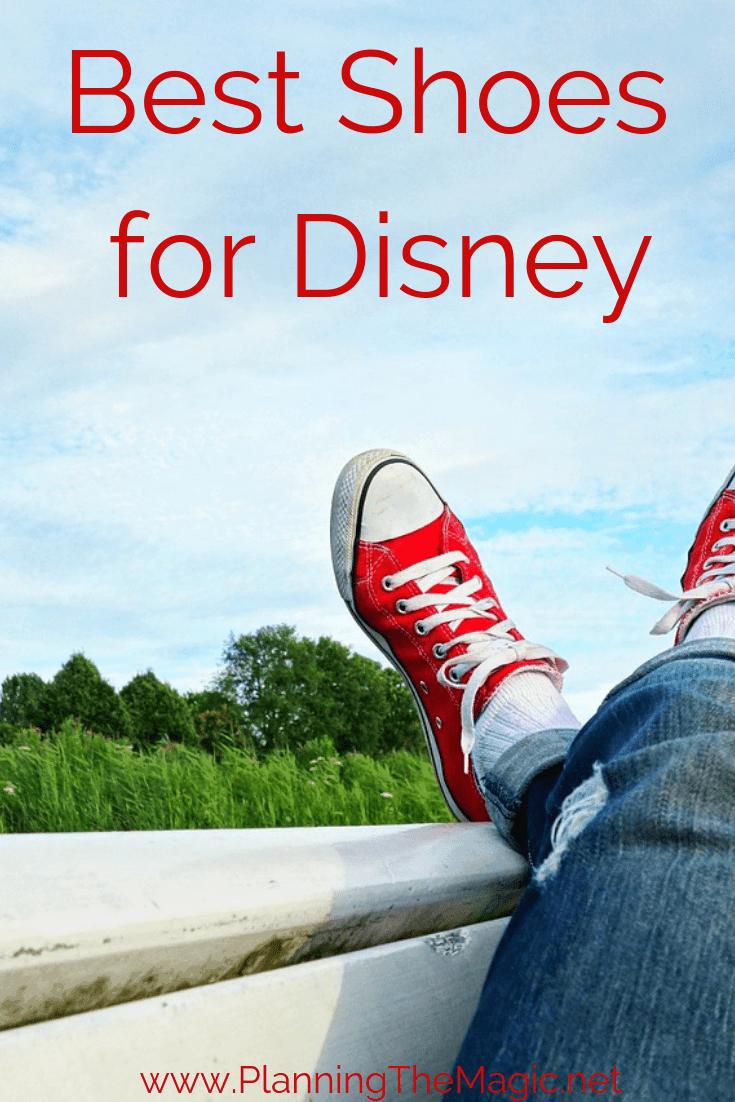 Best Shoes for Disney (Maximize Your Park Time) Planning