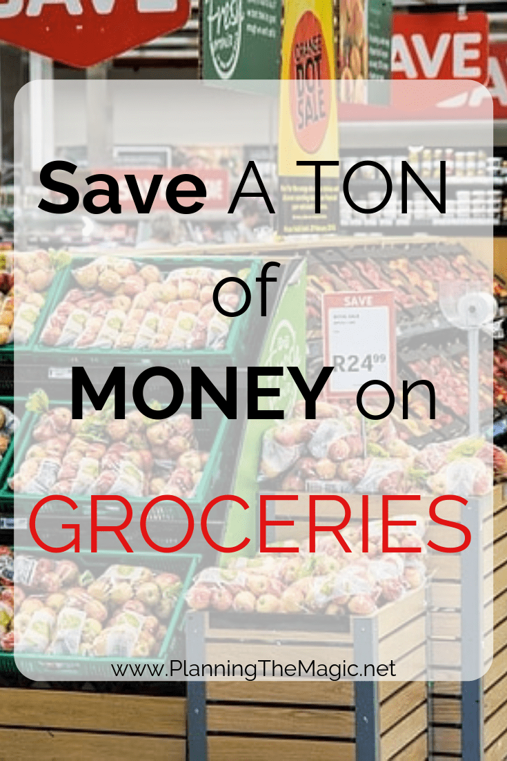 Apps to save Money on Groceries