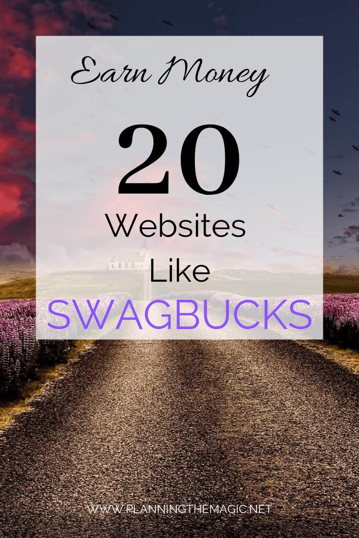 sites like swagbucks