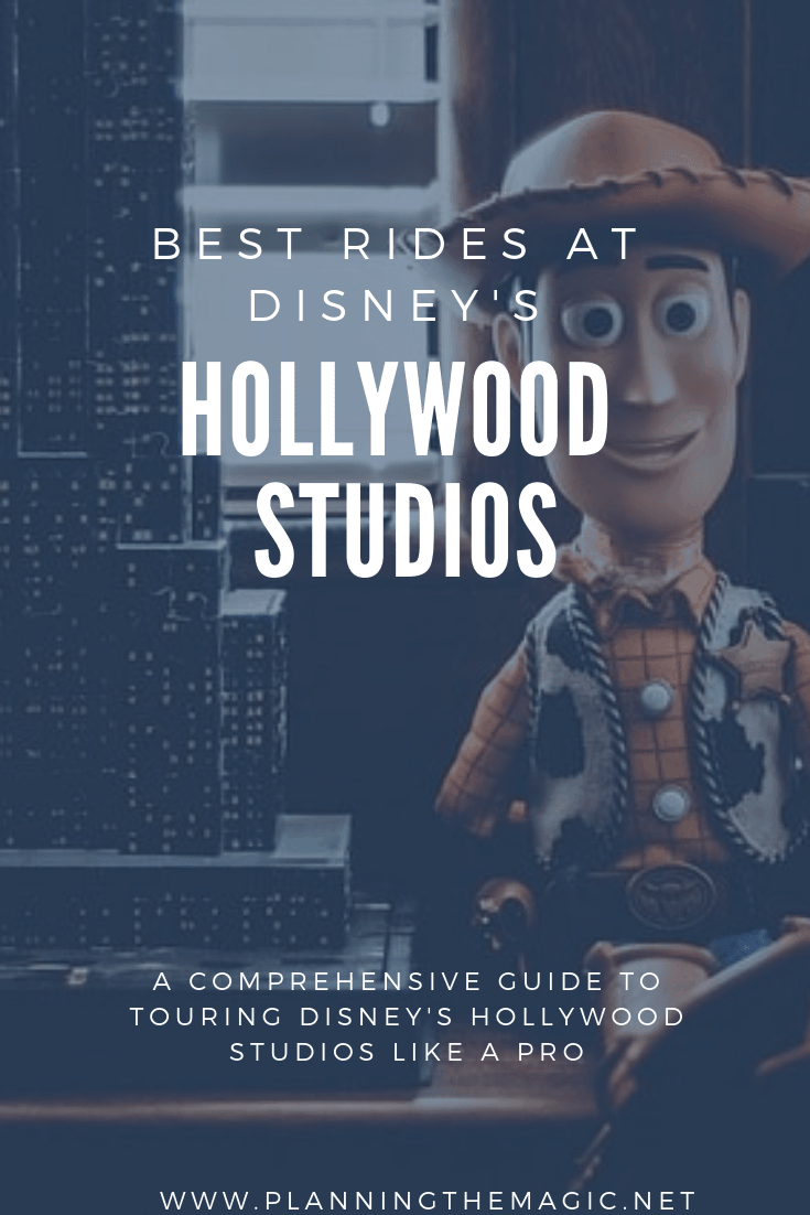 Best Rides at Hollywood Studios