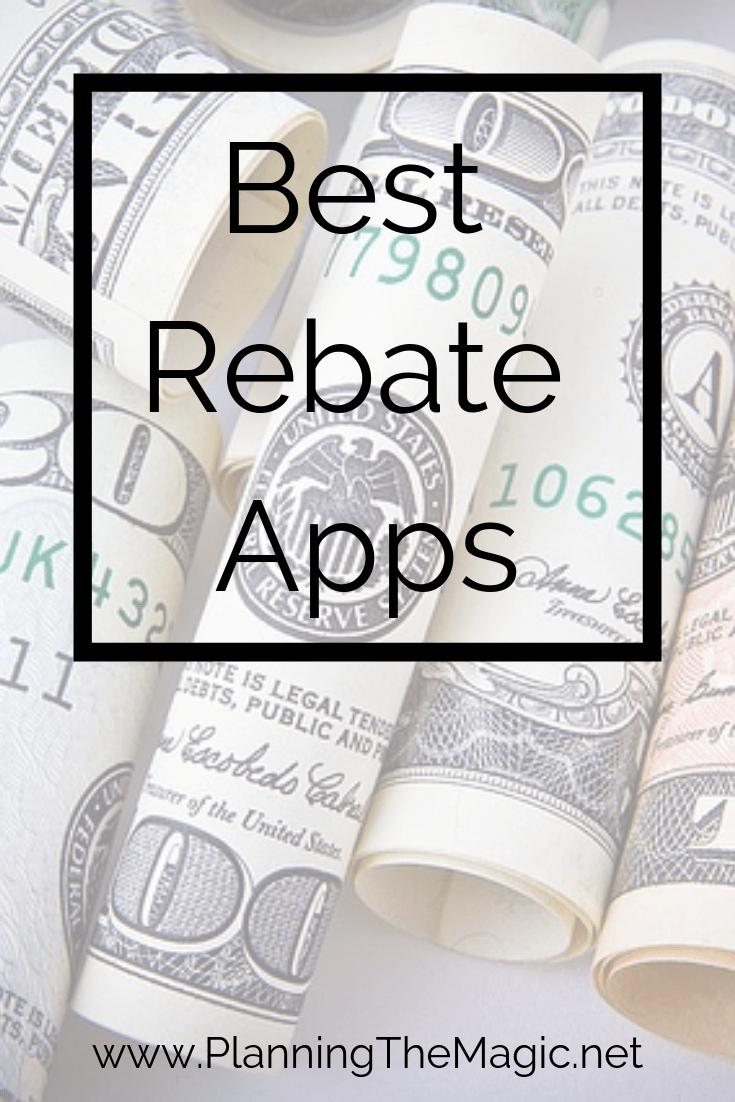 best rebate apps