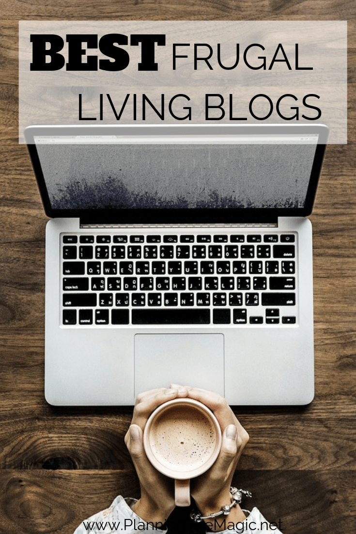 Frugal Living Blogs