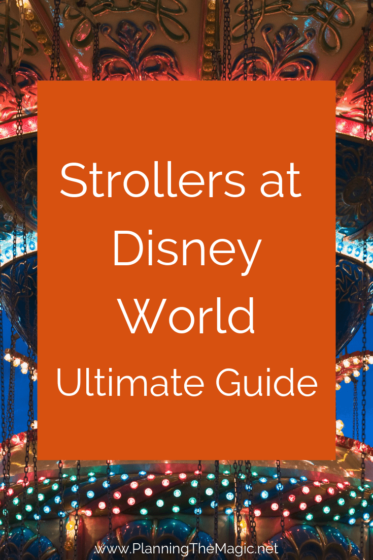 best stroller for disney world