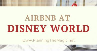 airbnb at disney