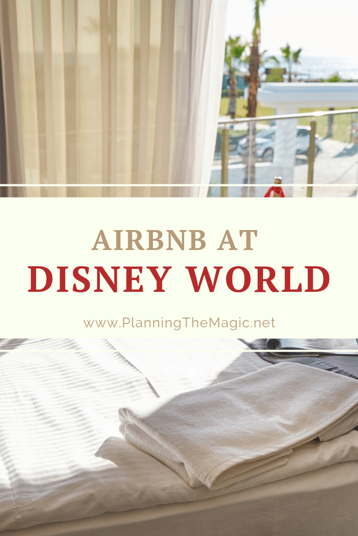 airbnb at disney world