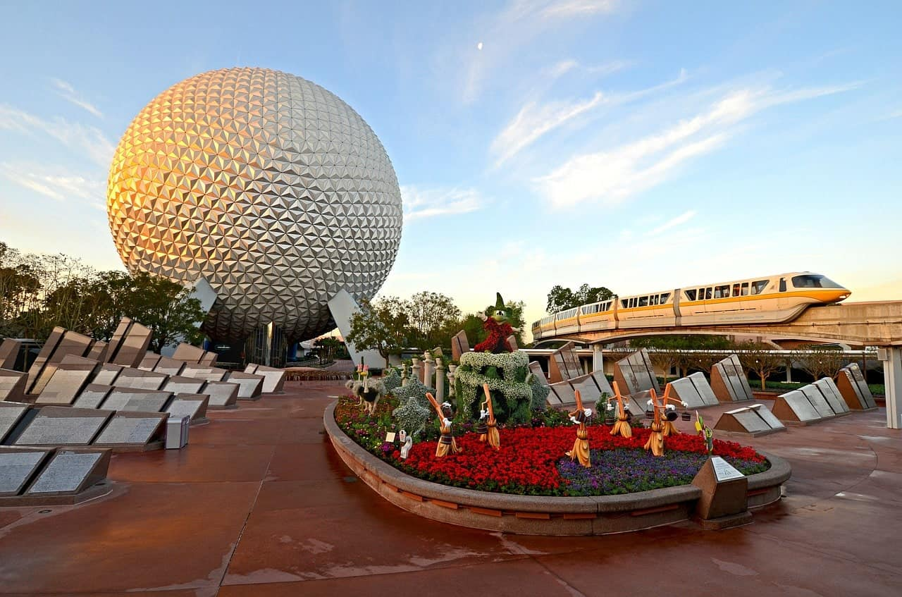 Best Dining at Epcot
