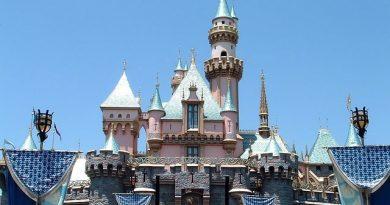 Disneyland Itinerary