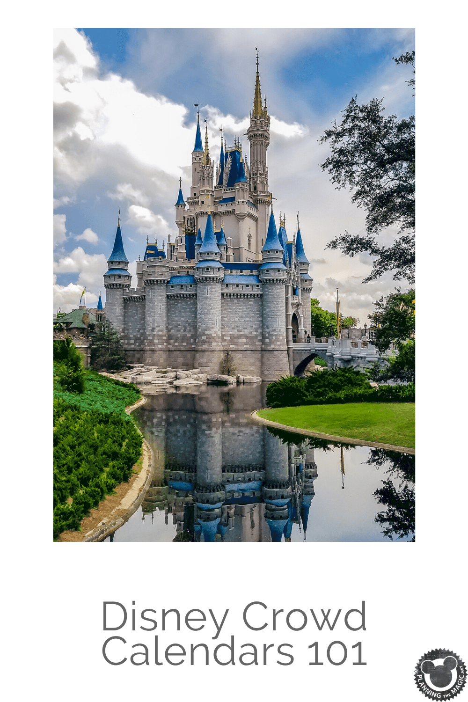 Disney Crowd Calendars