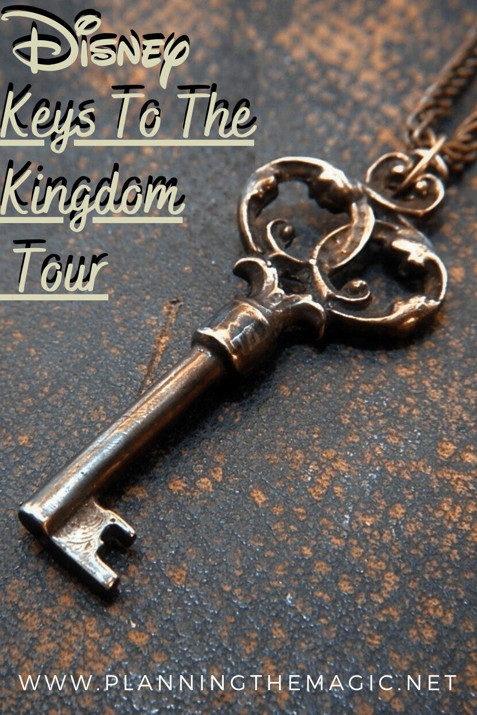 keys to the kingdom tour