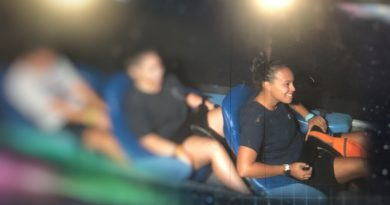 is space mountain scary