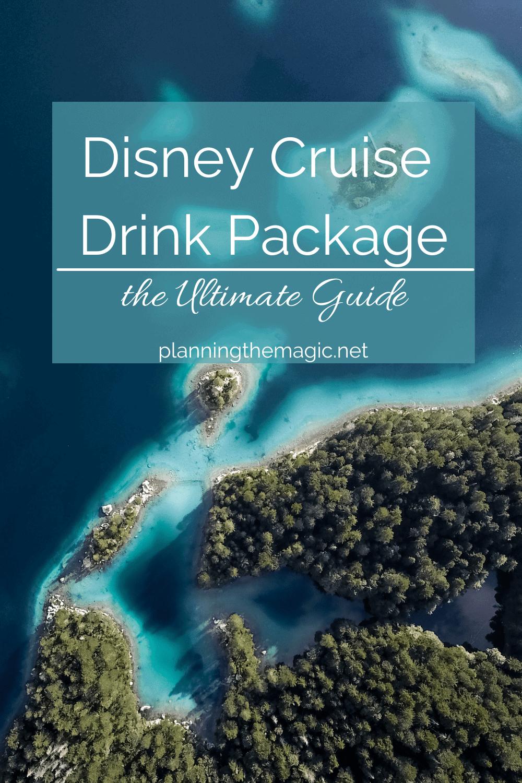 disney cruise drink package