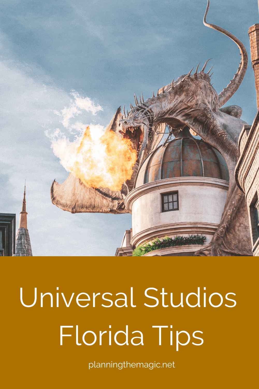 universal studios florida tips
