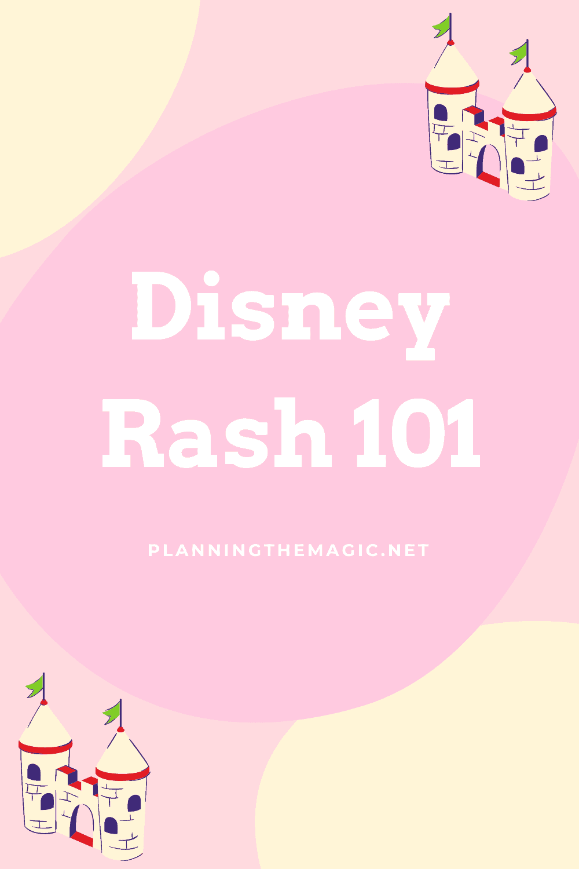 disney rash