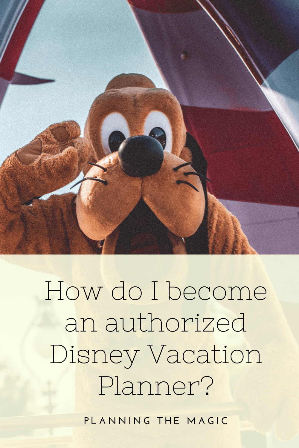 How do I become an authorized Disney Vacation Planner