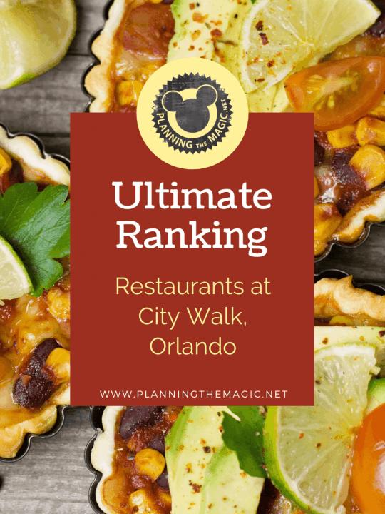 best restaurants at city walk orlando