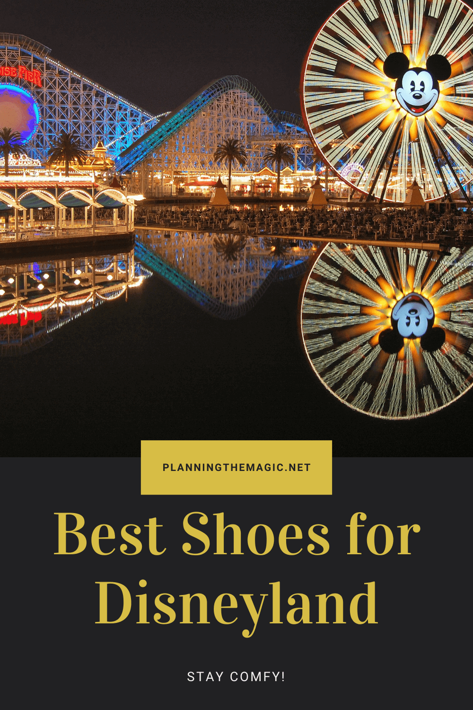 Best Shoes for Disneyland